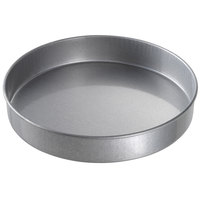 Chicago Metallic 41220 12 inch x 2 inch Aluminized Steel Customizable Round Cake Pan