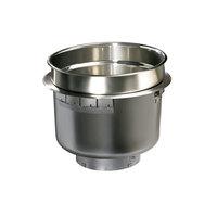 Hatco HWB-11QT 11 Qt. Single Drop In Round Heated Soup Well