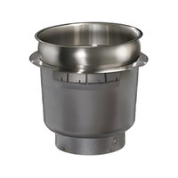 Hatco HWB-7QT 7 Qt. Single Drop In Round Heated Soup Well - 240V