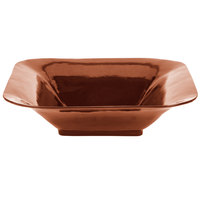 Tablecraft CW3520CP Copper Cast Aluminum 8 Qt. Square Bowl