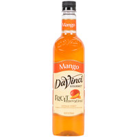DaVinci Gourmet 750 mL Mango Fruit Innovations Cold Beverage Flavoring / Fruit Syrup