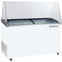 Beverage Air BDC-12 68 inch Ice Cream Dipping Cabinet