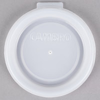Cambro CLAM8B5190 Disposable Translucent Lid for Bowls, Mugs, and Tumblers - 2000/Case