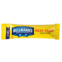 Hellmann's Mayonnaise 10.6 Gram Portion Packet - 210/Case