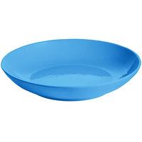Tablecraft CW3160SBL 5.5 Qt. Sky Blue Cast Aluminum Pasta Bowl
