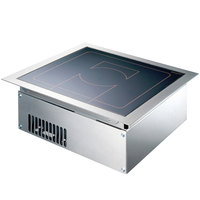 Garland GI-BH/IN 2500 Baby Hob Drop-In Induction Range - 240V, 2.5 kW