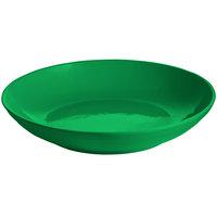 Tablecraft CW3160GN 5.5 Qt. Green Cast Aluminum Pasta Bowl