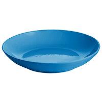 Tablecraft CW3150SBL 3.5 Qt. Sky Blue Cast Aluminum Pasta Bowl