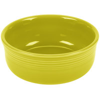 Homer Laughlin 576332 Fiesta Lemongrass 22 oz. Chowder Bowl - 6/Case