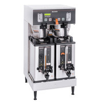 Bunn 33500.0000 BrewWISE Dual Soft Heat DBC Brewer - 120/240V, 6800W