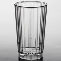 Carlisle 4363807 Lafayette 15.4 oz. Clear Polycarbonate Tumbler - 36/Case