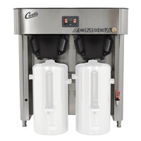 Curtis OMGT G4 Omega 6 Gallon Twin Coffee Brewing System - 120/208V