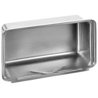 Crathco 2243 Stainless Steel Beverage Dispenser Drip Tray