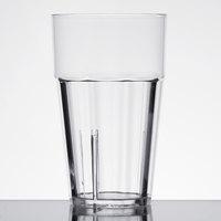 Diamond 12 oz. Clear Polycarbonate Tumbler - 12/Case