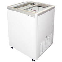Excellence EURO-5 Ice Cream Flat Lid Display Freezer - 5 cu. ft.
