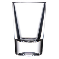 Thunder Group PLTHSG001CC 1 oz. Plastic Shot Glass
