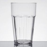 Diamond 10 oz. Clear Polycarbonate Tumbler - 12/Case