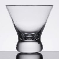 Thunder Group PLTHCG008C 8 oz. Plastic Cocktail Glass