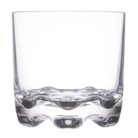 Thunder Group PLTHRG008C 8.5 oz. Plastic Rocks Glass