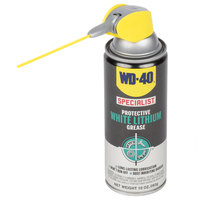 WD-40 300240 Specialist 10 oz. Protective White Lithium Grease with Smart Straw - 6/Case