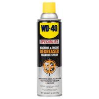 WD-40 300070 Specialist 18 oz. Machine & Engine Degreaser Foaming Spray