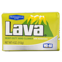 Lava Bar 10383 4 oz. Pumice-Powered Hand Soap with Moisturizers - 48/Case