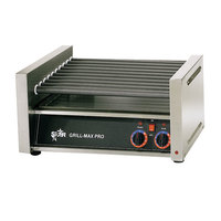 Star Grill Max 30SCF 30 Hot Dog Roller Grill with Duratec Non-Stick Rollers