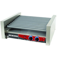Star Grill Max Express X50S 50 Hot Dog Roller Grill with Duratec Non-Stick Rollers