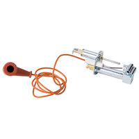 Pilot Burner with Electrode; 3/16 inch Tube; Natural Gas; 36 inch Wire