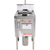 Winston Industries LP56 Collectramatic 75 lb. Electric Pressure Fryer - 240V, 1 Phase
