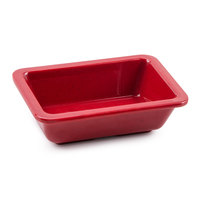 GET ML-123-RSP Red Sensation 4 3/4 inch x 3 inch Side Dish - 12/Case