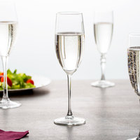 Arcoroc H0657 Rutherford 8.5 oz. Champagne Flute by Arc Cardinal - 24/Case