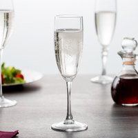 Arcoroc H0656 Rutherford 5.75 oz. Champagne Flute by Arc Cardinal - 24/Case