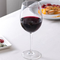 Arcoroc H0654 Rutherford 16 oz. Tall Wine Glass by Arc Cardinal - 24/Case