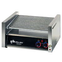 Star 45C-CSA Grill-Max 45 Hot Dog Roller Grill with Chrome Rollers - Slanted (Canadian Use Only)