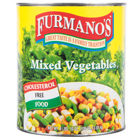 Furmano's Mixed Vegetables - #10 Can   - 6/Case