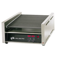 Star Grill Max Pro 45SCE 45 Hot Dog Roller Grill with Electronic Controls and Duratec Non-Stick Rollers