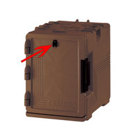 Cambro H06011 Replacement Menu Clip Kit for UPCS400 Ultra Camcarrier