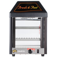 Star 12MC Countertop Hot Food Display / Merchandiser with Two Shelves