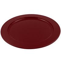 Bon Chef 2048 16 inch Sandstone Terra Cotta Cast Aluminum Round Platter