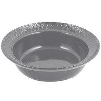 Bon Chef 2307 2.5 Qt. Sandstone Smoke Gray Cast Aluminum Trellis Bowl