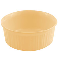 Bon Chef 5053 1.5 Qt. Sandstone Ginger Cast Aluminum Casserole Dish