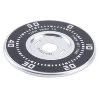Nemco 45936 Replacement 60 Minute Dial for Countertop Ovens