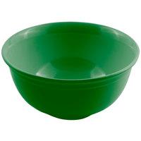 Bon Chef 9070 4 Qt. Sandstone Calypso Green Cast Aluminum Round Bowl