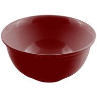 Bon Chef 9070 4 Qt. Terra Cotta Sandstone Finish Cast Aluminum Tulip Bowl