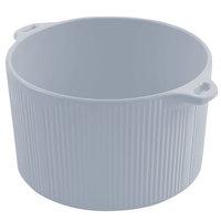 Bon Chef 9145 2 Qt. Pewter-Glo Cast Aluminum Pot with Bail Handle