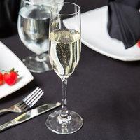 Spiegelau 4518007 Vino Grande 6 oz. Sparkling Wine / Flute Glass - 12/Case