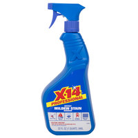 X-14 260800 32 oz. Mildew Stain Remover - 12/Case