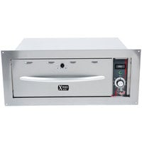 APW Wyott HDDi-2B Built-In 2 Drawer Warmer - 208V