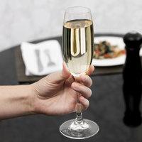 Spiegelau 4028007 Festival 5.75 oz. Sparkling Wine Flute Glass - 12/Case